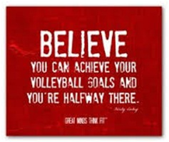 Faith in Volleyball